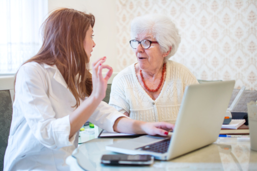 Finding the Best Home Care Services for an Elderly Loved One